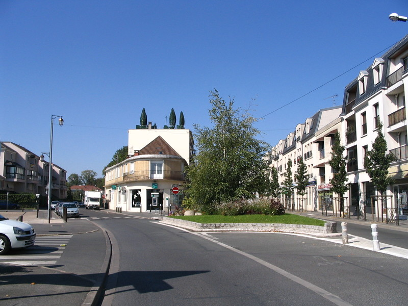 Gournay-sur-Marne, in the outer suburbs of Greater Paris